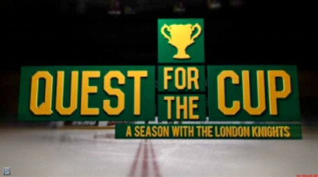 Quest for the Cup a season with the london knights